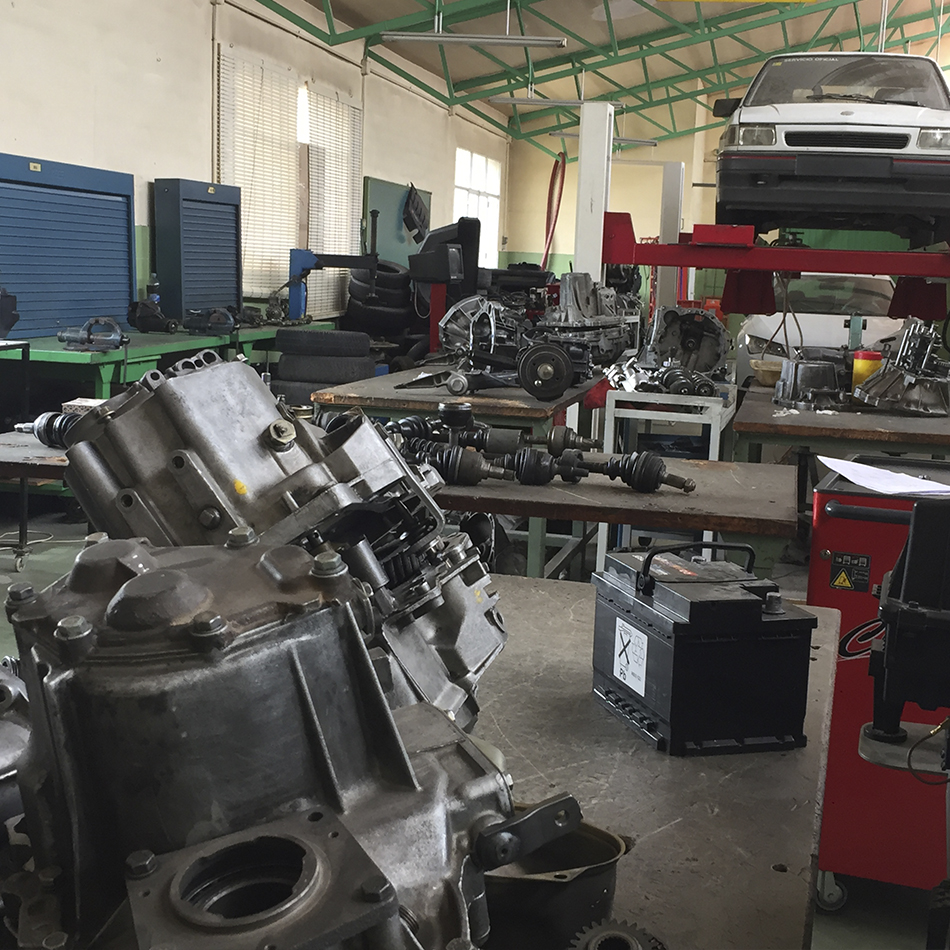 Electromecánica 3